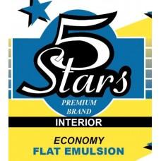 5* Interior Emulsion GALLON