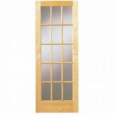 Full French Pine Door