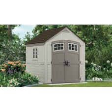 Shed 7' x 7' BMS7790 Plastic