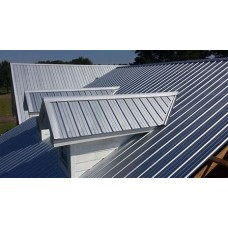 U Panel Roof Sheets UNPAINTED