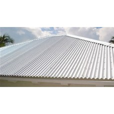 8/3 Corrugated UNPAINTED Roof Sheets
