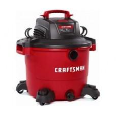 Craftsman Vacuum Cleaner 16 Gln 6.5 Hp