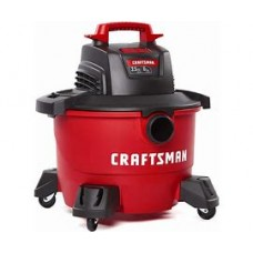 Craftsman Vacuum Cleaner 6 Gln 3.5 Hp