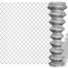 Chainlink Fencing Galvanized 4ft x 100ft