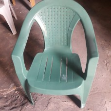 Plastic Chair #7