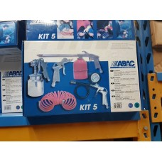 ABAC Kit 5 Compressor Kit
