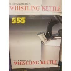 555 Whistling Kettle 4L