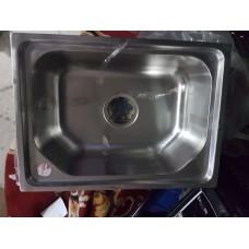 """Sink Single Bowl 19""""x14"""""""