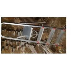 Ladder 3 step Aluminum