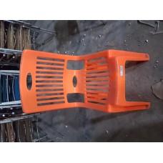 Plastic Chair Orange