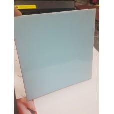 "Ceramic Wall Tile 6""x6"" Sky Blue"