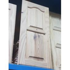 """Cupboard Door 12"""" W x 24"""" H Pine Panel"""