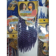 "Hair 12"" Jumbo Senegales purple"