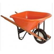 Wheelbarrow 6 cuft. Plastic Tray