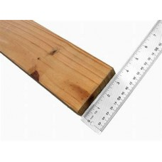 1-1/4x4 Treated Pine