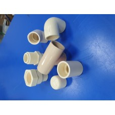 "1/2"" CPVC Pipe & Fittings"
