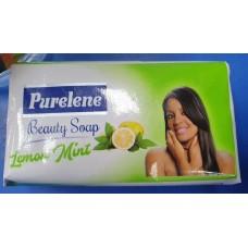 Purelene Lemon Mint Beauty Soap 125g