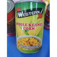 Western Whole Kernel Corn 425G