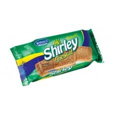 Wibisco Shirley Coconut Snack Cookies 37g