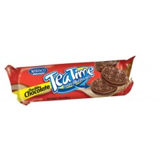 Wibisco Tea Time Chocoloate Snack Cookies 37g