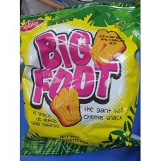 Wibisco Big Foot Cheese Snack 48g