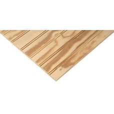 "Beaded Plywood 3/8"" Treated"