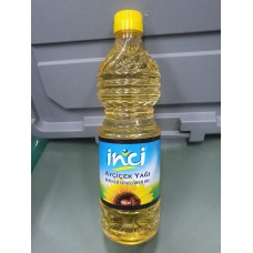 Inci Sunflower Cooking Oil 900ml