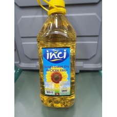 Inci Sunflower Cooking Oil 3 Litre