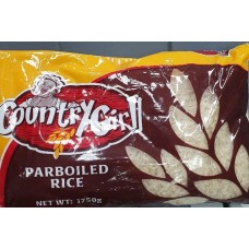 Country Girl Parboiled Rice 1750g