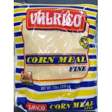 Valrico Corn Meal fine 12oz