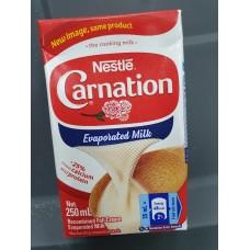 Nestle Carnation Evaporated Milk 250ml
