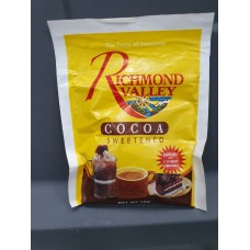 Richmond Valley Cocoa Sweetened 28g