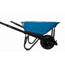 Wheelbarrow 6 cu ft Metal Tray