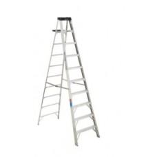 Ladder 10 ft Step Aluminum Werner