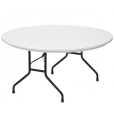 """Table 67"""" Round Folding Fold in Half"""