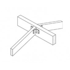 Hurricane Strap Rafter Connector