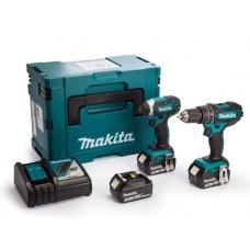 Makita DLX2131 18V Combi Drill & Impact Driver