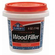 Wood Filler Elmers Interior Natural 4oz