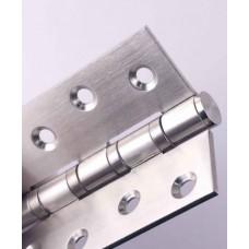Door Hinge 4x3 Pair with Screws SS