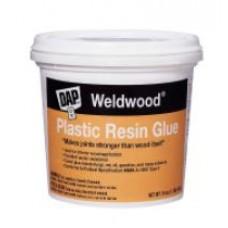 Adhesive Plastic Resin Glue 16oz