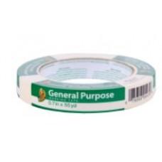 Tape Masking 0.70 in. W x 60 yd. L Beige Regular Strength Masking Tape