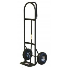 Milwaukee 800-Pound Capacity D-Handle Hand Truck with 10-Inch Pneumatic Tires