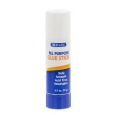Bazic 1pk Glue Stick Large 0.7oz