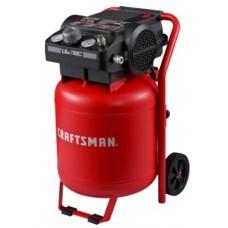 Compressor Craftsman 10 gal. Vertical Portable Air Compressor Tank 150 psi 1.8 hp