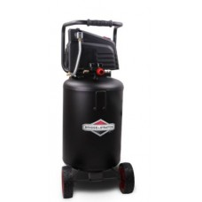 Compressor Briggs & Stratton 20 gal. Vertical Portable Air Compressor Tank 150 psi 1.5 hp