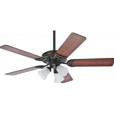 Fan Hunter Architect Series 52 in. Indoor Ceiling Fan with Light Kit