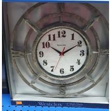 """Westclox Wall Clock 14"""""""