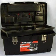 "Tool Box Black & Decker Workmate 19"""