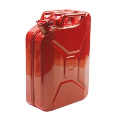 Gas Metal Can 5 Gallon