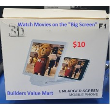 3D Screen Magnifier for Mobile Phone